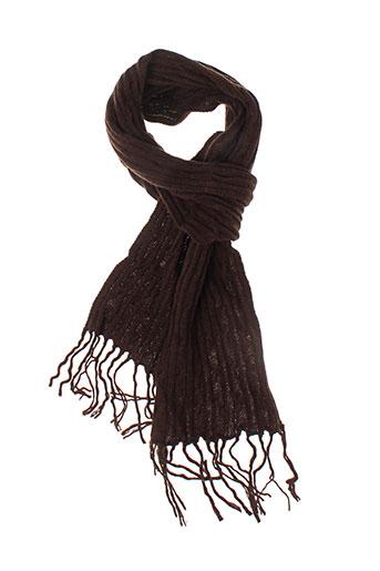 ideo accessoires femme de couleur marron