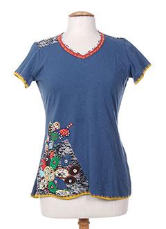 Produit-T-shirts / Tops-Femme-S.QUISE