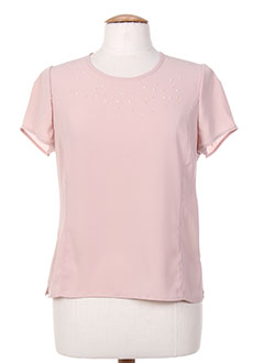 Produit-T-shirts / Tops-Femme-FRANCOISE F