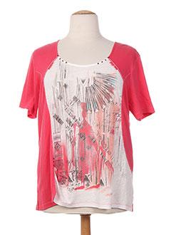 Produit-T-shirts / Tops-Femme-FRONT DE MER