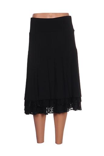 jean gabriel jupes femme de couleur noir