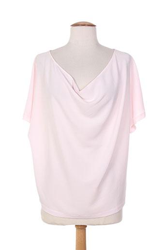chacok chemises femme de couleur rose