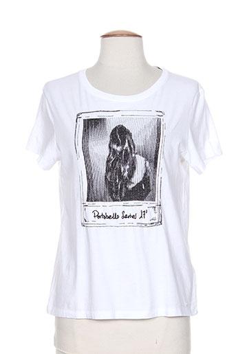 pepe jeans t-shirts homme de couleur blanc