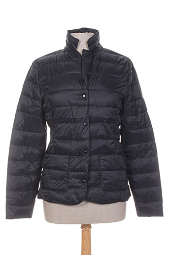 teddy smith manteaux femme de couleur noir