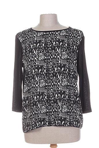 T-shirt manches longues noir B&M pour femme