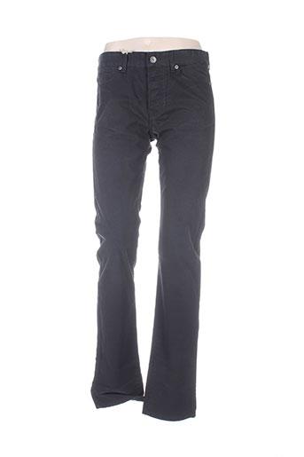 couturist pantalons homme de couleur noir