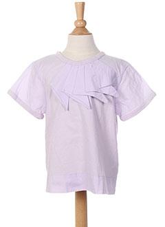 Produit-T-shirts / Tops-Fille-VERO MODA