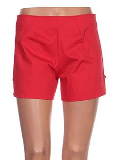 Produit-Shorts / Bermudas-Femme-ANTIGEL