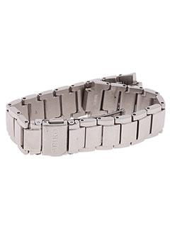 Bracelet de montre gris BIJOUTERIE PH BOITEUX pour femme