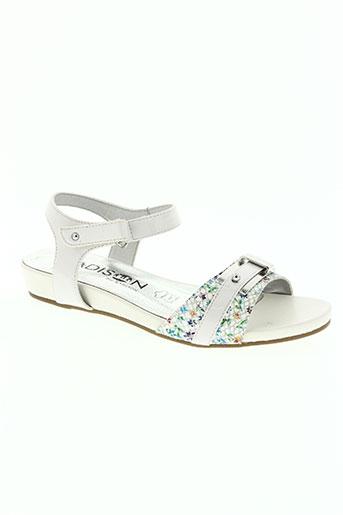 madison chaussures femme de couleur blanc