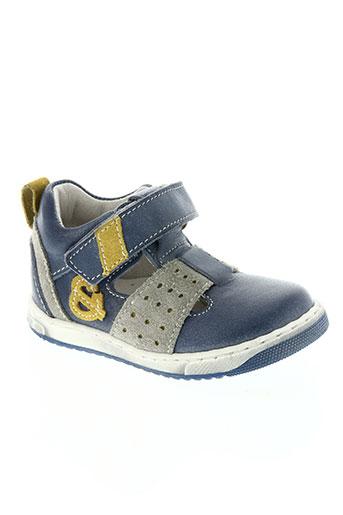 bana EFFI_CHAR_1 co chaussures garçon de couleur bleu