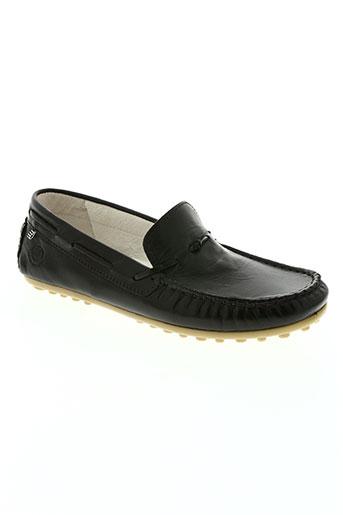petit bateau chaussures garçon de couleur marron
