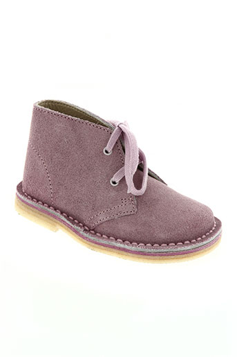 start rite shoes chaussures fille de couleur rose