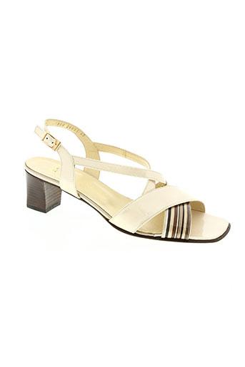 cherry boutique chaussures femme de couleur beige
