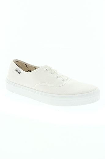 victoria chaussures homme de couleur blanc