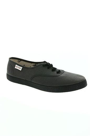 victoria chaussures garçon de couleur gris