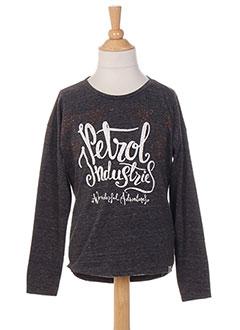 Produit-T-shirts-Fille-PETROL INDUSTRIES