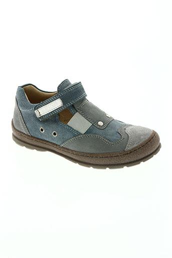 mod8 chaussures garçon de couleur vert