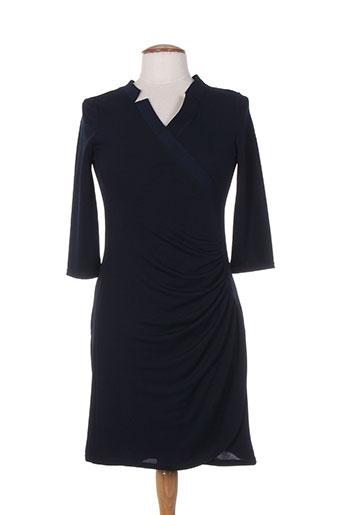 bhatti robes femme de couleur bleu