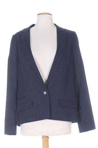 gerard darel vestes femme de couleur bleu