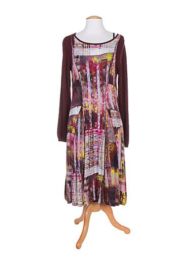 cap juluca robes femme de couleur violet