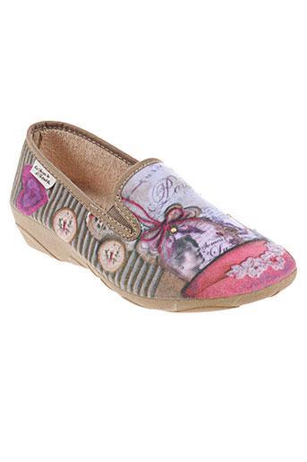 goes chaussures femme de couleur rose
