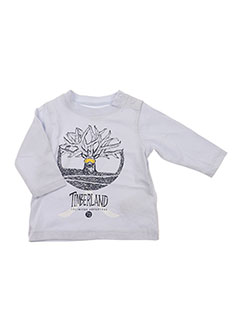Produit-T-shirts / Tops-Garçon-TIMBERLAND