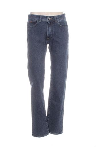 trussardi jeans jeans femme de couleur bleu