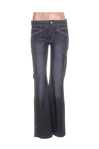 marithe EFFI_CHAR_1 francois girbaud jeans femme de couleur noir