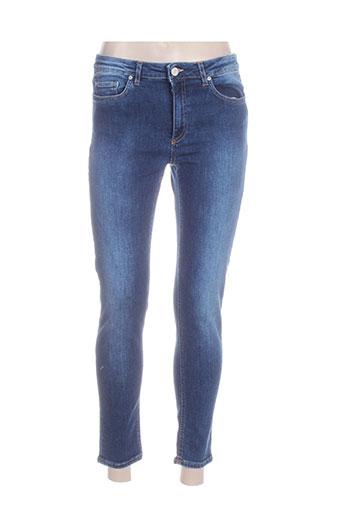 Jeans skinny bleu ACNE STUDIOS pour femme