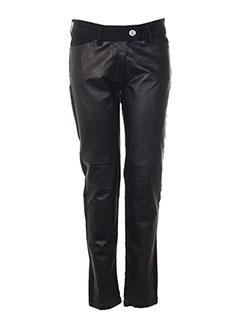 Pantalon casual noir GOLDEN GOOSE DELUXE BRAND pour femme