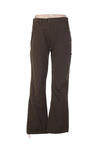 Pantalon casual vert HUSKY pour femme
