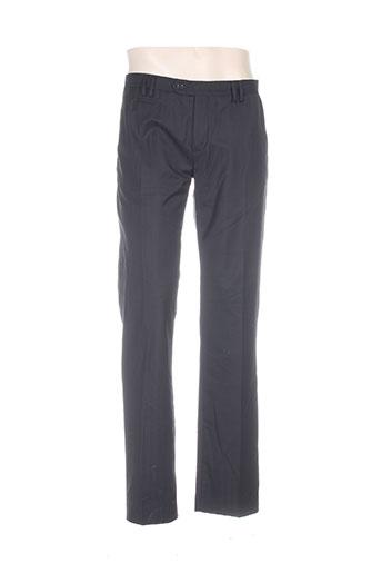 hotel pantalons homme de couleur gris