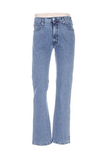 armani jeans homme de couleur bleu