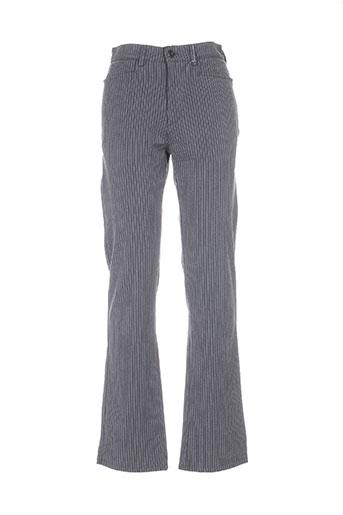 Pantalon chic gris TRUSSARDI JEANS pour homme