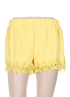 Produit-Shorts / Bermudas-Femme-CHERRY KOKO
