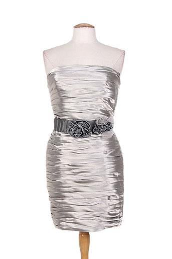 juju EFFI_CHAR_1 christine robes femme de couleur gris