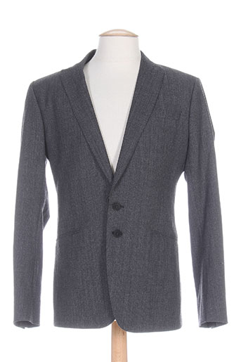 Veste chic / Blazer gris BILL TORNADE pour homme