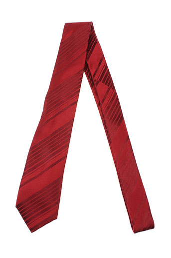 grege creation accessoires homme de couleur rouge