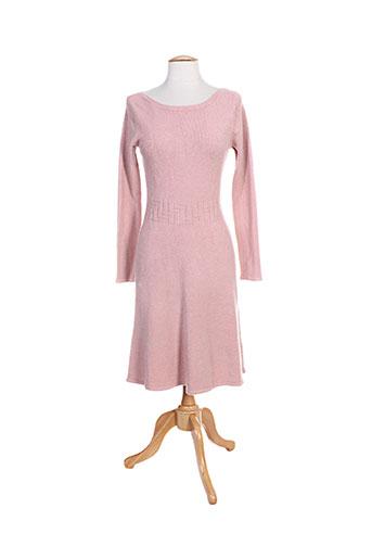 finery robes femme de couleur rose