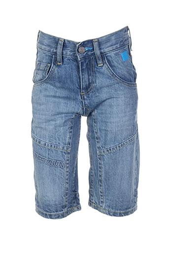 freegun shorts / bermudas garçon de couleur bleu