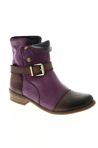 kdopa chaussures femme de couleur violet