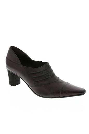 miss fidji chaussures femme de couleur violet