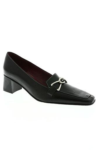 sonate chaussures femme de couleur noir