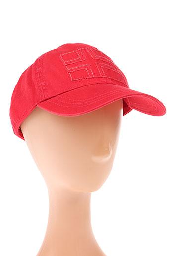 napapijri accessoires unisexe de couleur rouge