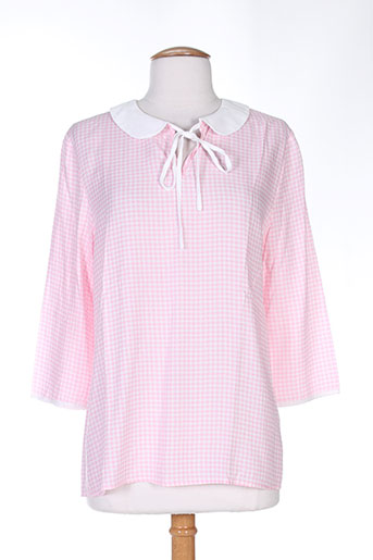 la p'tite etoile chemises femme de couleur rose