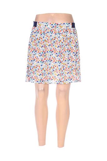 mamouchka jupes femme de couleur bleu