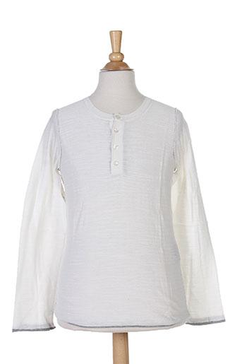 berenice pulls garçon de couleur blanc