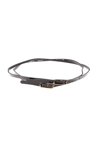 diplodocus accessoires femme de couleur noir