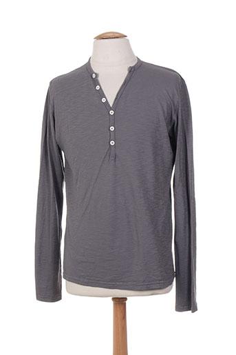 marco nils t-shirts homme de couleur gris